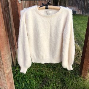 Cream Sweater